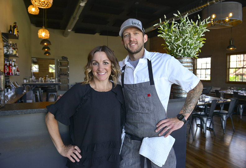 """The Sheridan Press - With the announcement of the opening of Birch, the local Press featured an article celebrating the flavor & innovation of Chef Travis, stating: """"Sorenson achieved the dream of running his own restaurant […and] he can't stop dreaming.""""Read the full article here."""