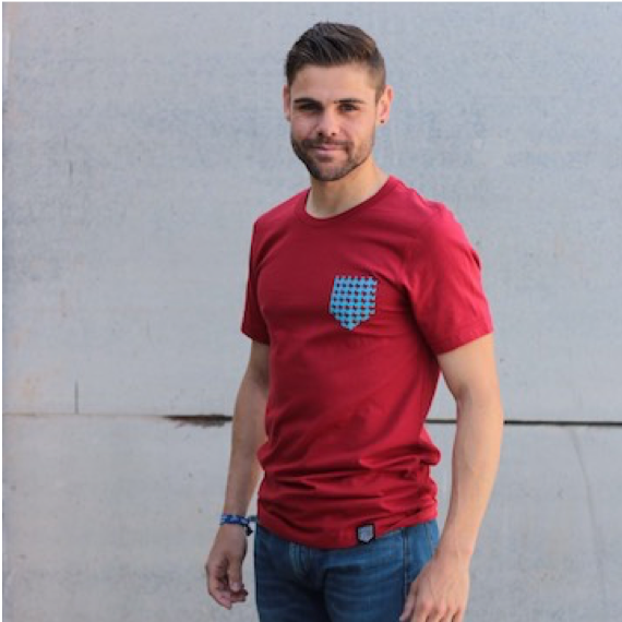 Andres Marti (Castellon, Spain)  Andres is straight legit and excels at duathlons and triathlons. He races all over the world and can consistently be found on the podium. Additionally, he is as high style out of competing as he is in.