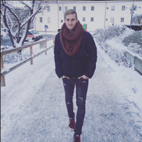 Markus Fritz (Villach, Austria)  Markus is based in Austria, and can be found biking, running, swimming, boarding, or pretty much anything else fitness based. He is a flat out all around athlete. Plus, he even finds time to blog and maintain balance all around.