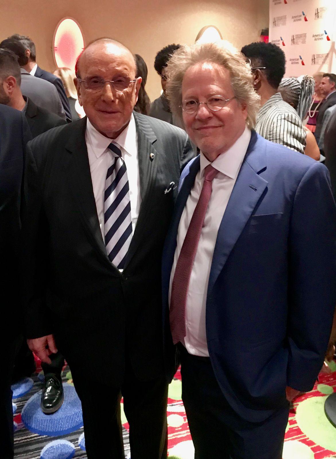 Steve & Clive Davis