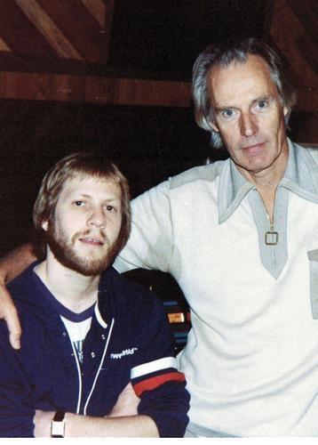Steve & George Martin