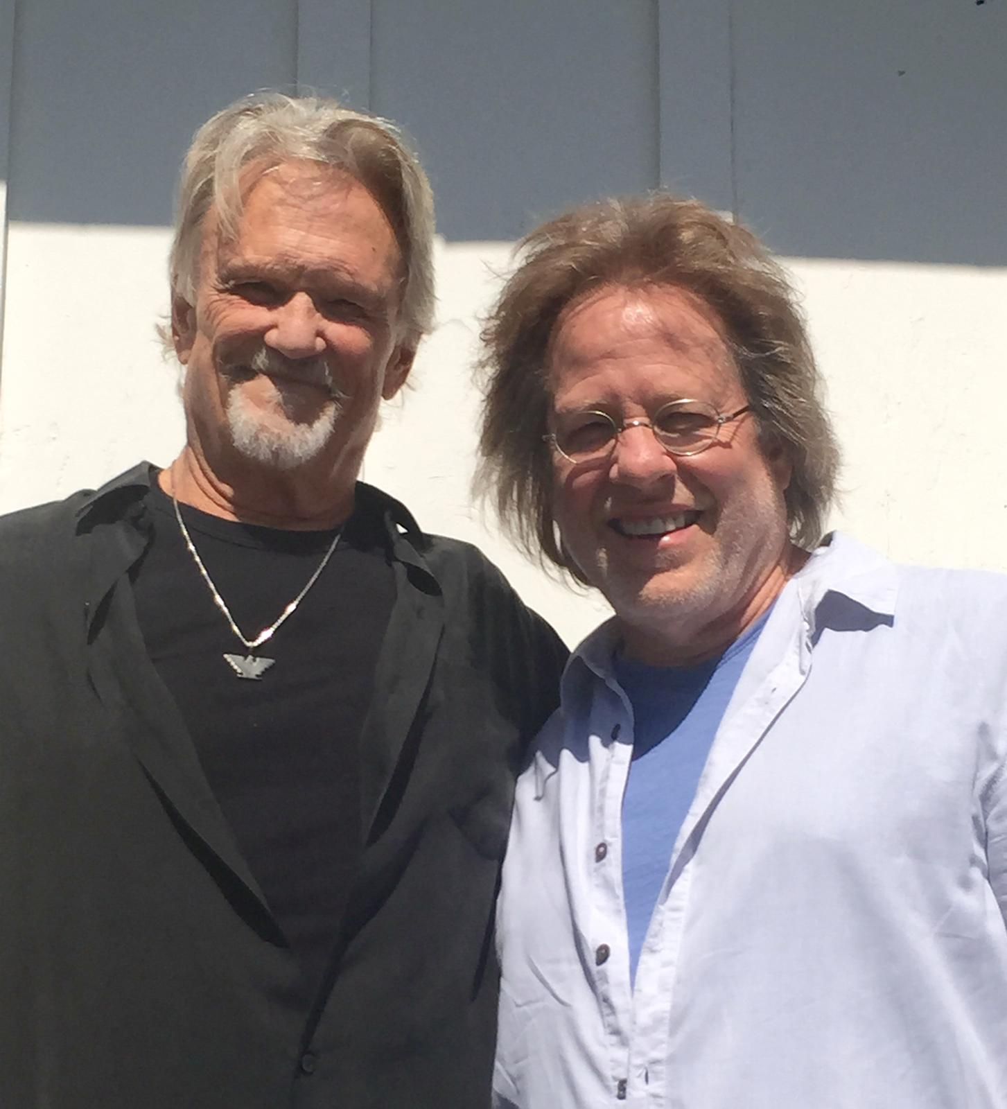 Steve & Kris Kristofferson