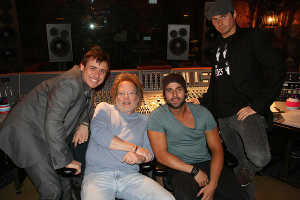 Mark, Nate & Kieren Bass / Next Of Kin