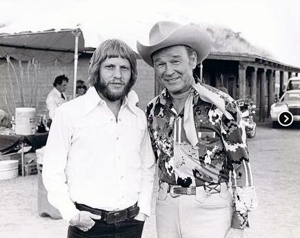 Steve & Roy Rogers