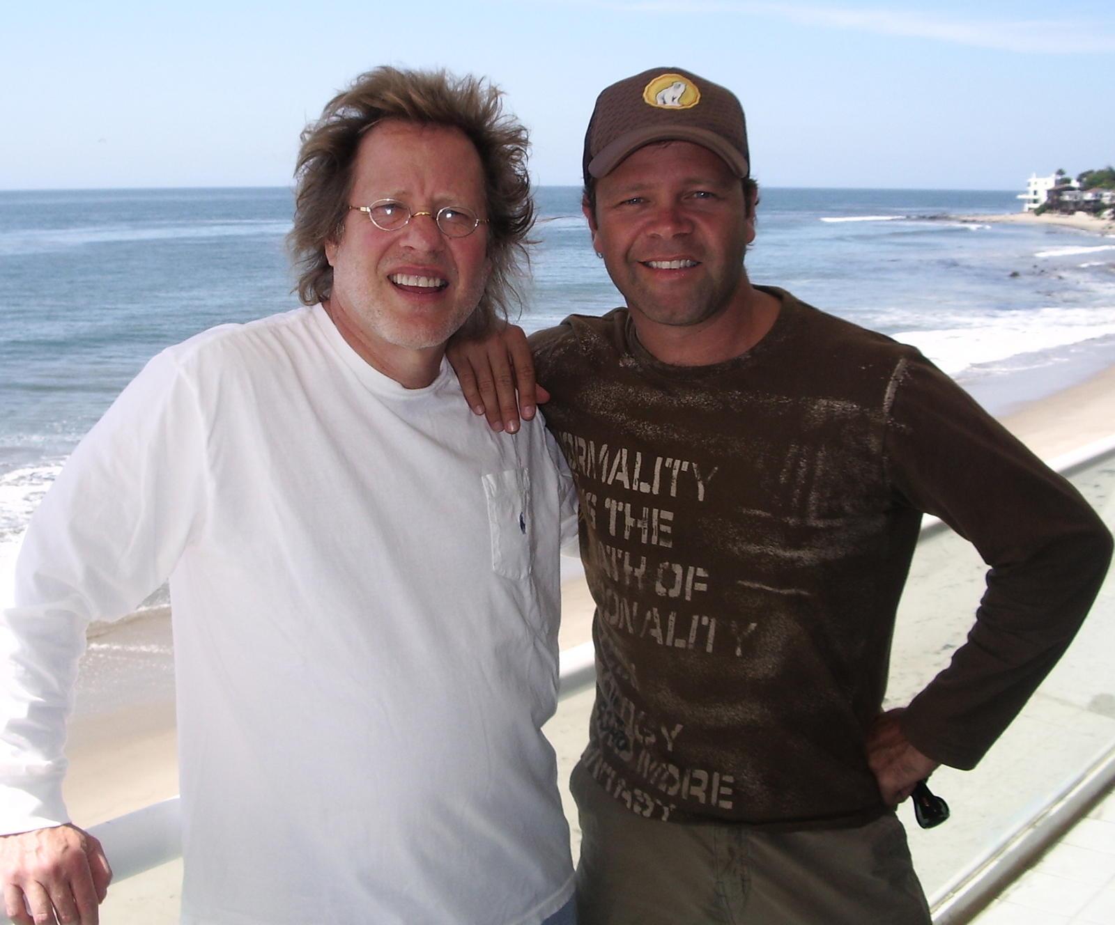 Steve & Troy Cassar-Daley