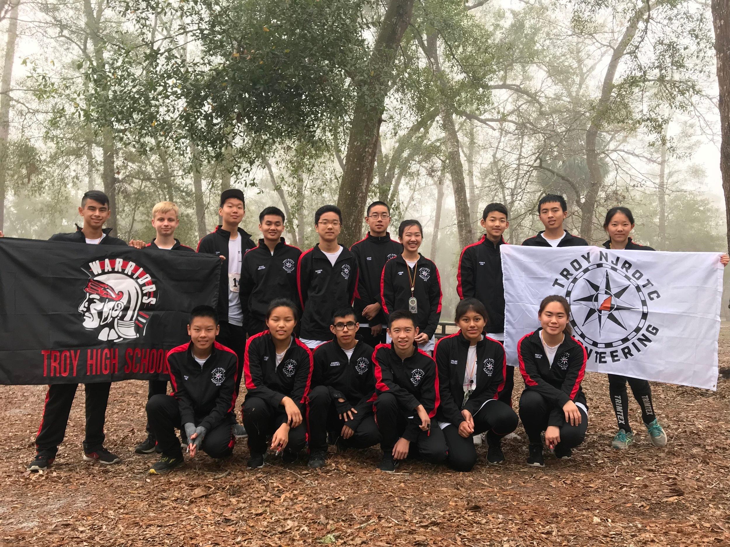 2018 Orienteering Nationals