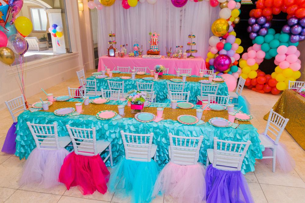 Children S Event Rentals Houston Princess Tea Party