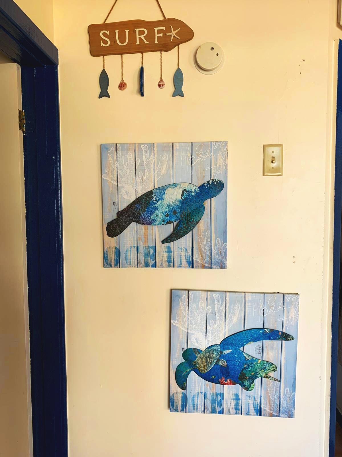 Turtle Paintings