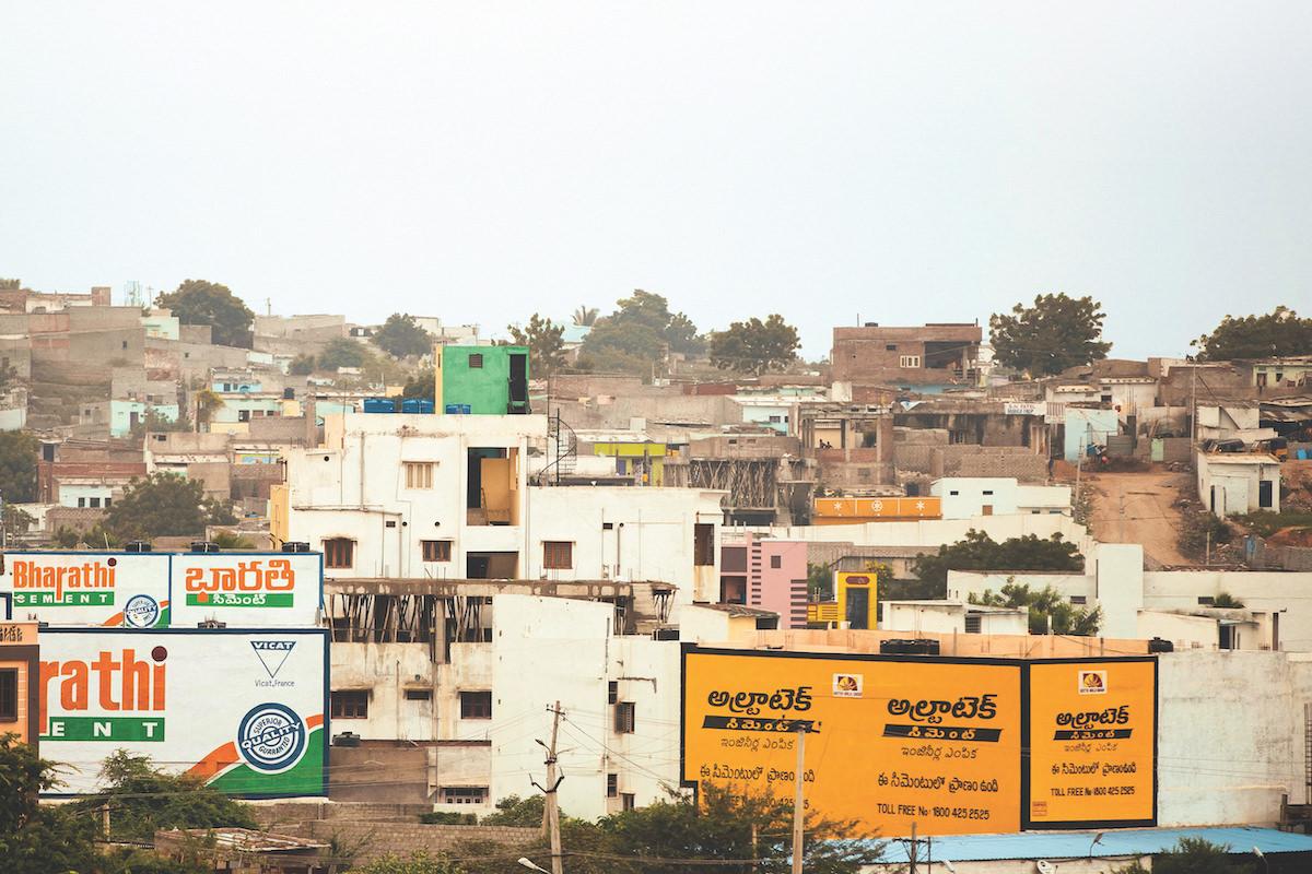 Slum-poverty