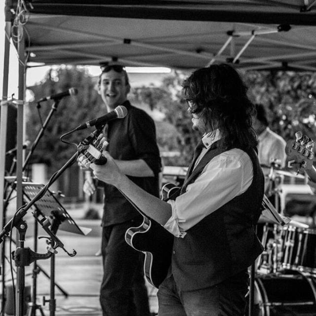 To anyone out there thinking about having a backyard wedding or party, don't be afraid to get a live band!⠀ ⠀ We have played at many gorgeous backyard events and they are always spectacular 🌟 We have written a blog post to answer some of the common questions we get asked, like can we play on grass? How much space does the band need? What sound equipment do we need to provide? ⠀ ⠀ Click the link in our bio to get some tips on backyard and outdoor events! 🥂✨⠀ .⠀ .⠀ #outdoorwedding #backyardwedding #backyardparty #backyardevent #twocentpros #perthevent #livemusic #liveband #perthlivemusic #perthliveband #weddingmusic #perthevents #soperth #perthisok #perthmusic #perth #wedding #weddingtips #backyardweddingtips #perthweddingtips #perthwedding
