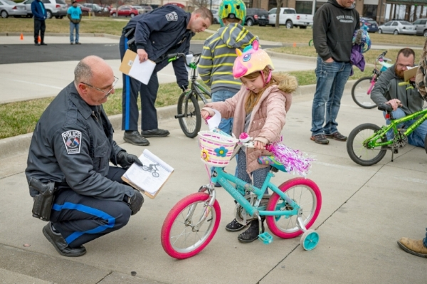 Wilson checking bike at safety rodeo.jpg
