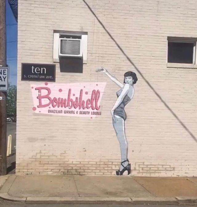 In the RVA shops all week with a couple of openings!  What do you want to do?  PMU Brows,  Peels + Dermaplaning, Waxing? Hit me up on the DM if you are interested 😊🥰 #GetHereGetGorgeous  #CarytownRVA #RVA #ilovebombshell #bombshellrva