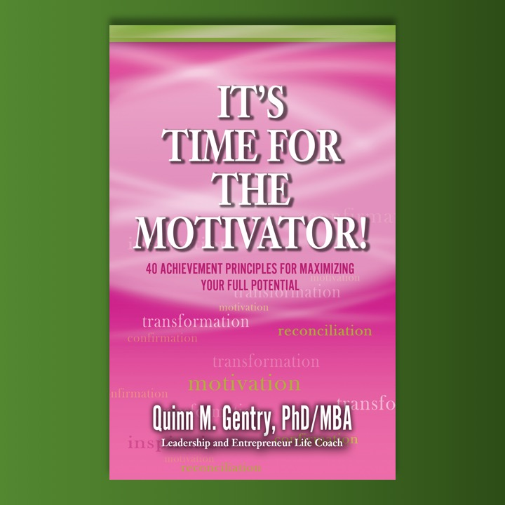 """Click here for more information about """" Its Time for the Motivator"""""""