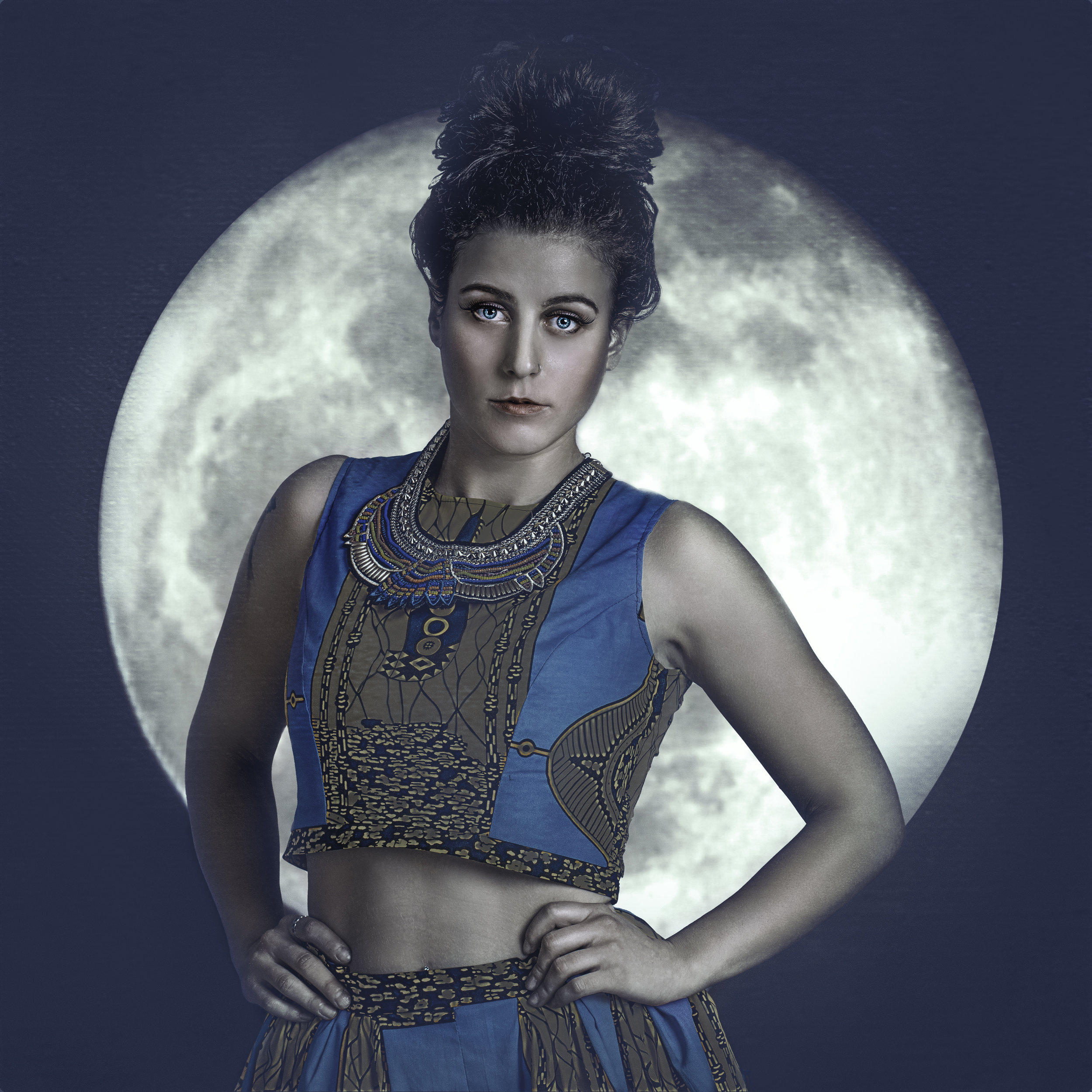 Aim For The Moon  Dinah Russo( @danger_dinah )