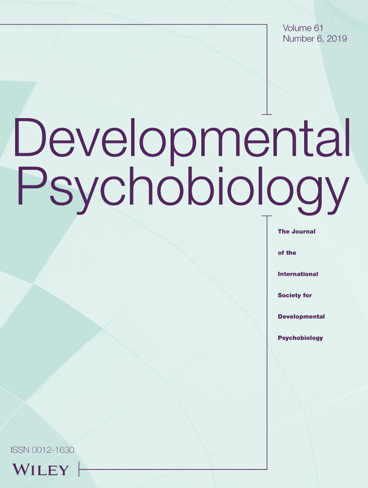 Outcomes of early parent‐child adrenocortical attunement in the high‐risk offspring of depressed parents - March 2018