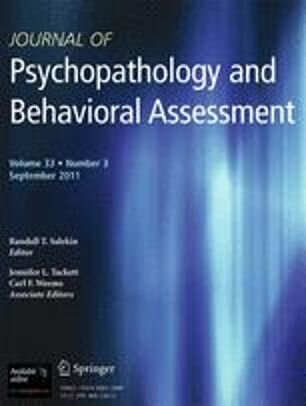 Cortisol Rhythm in Preschoolers: Relations with Maternal Depression and Child Temperament - September 2018
