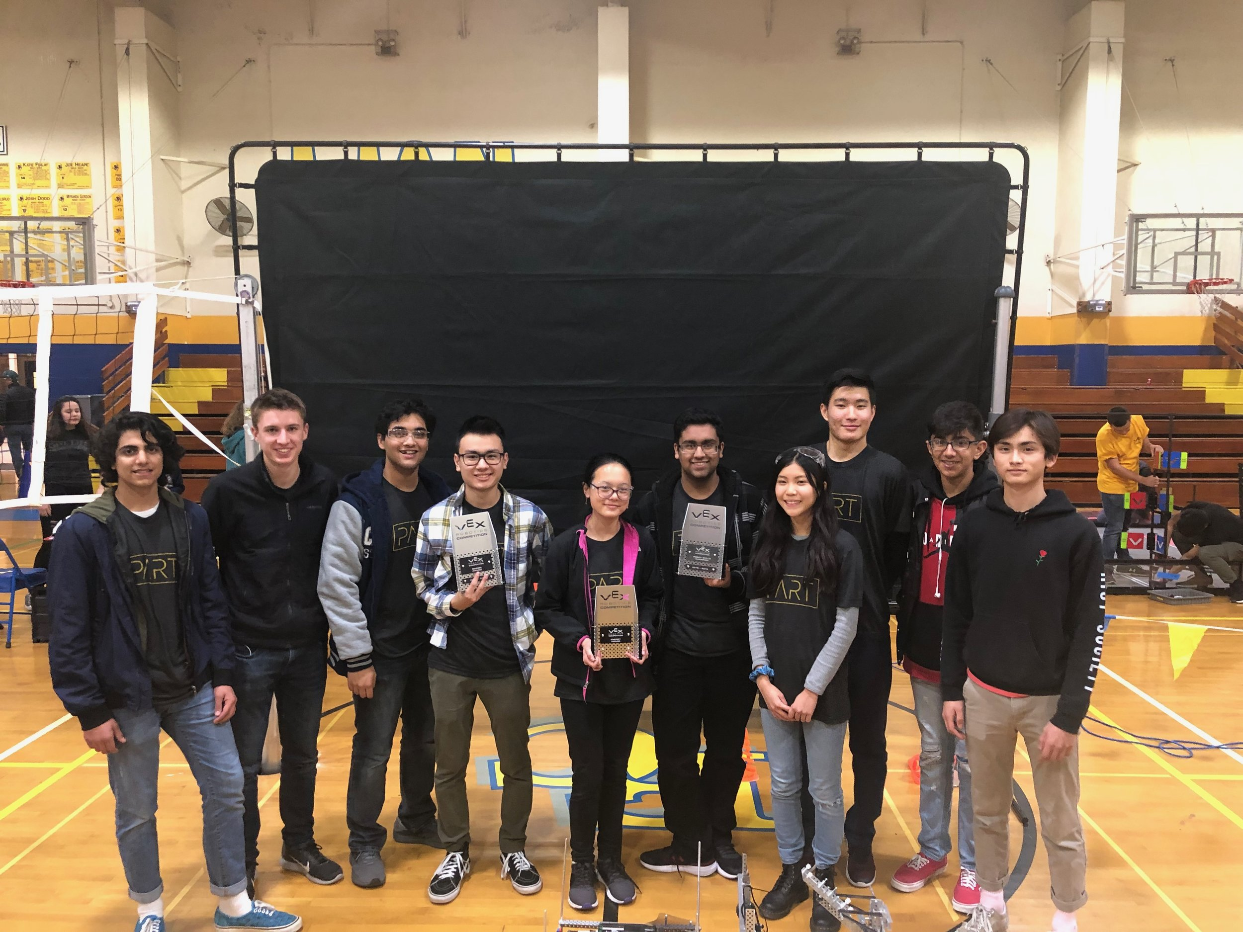NorCal Rumble - 3 Award Winners