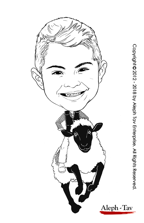 black -and-white-caricature-kids-coloring-book.jpg