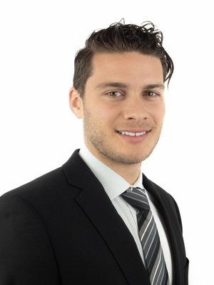Roman Hoffmann - Law Graduate