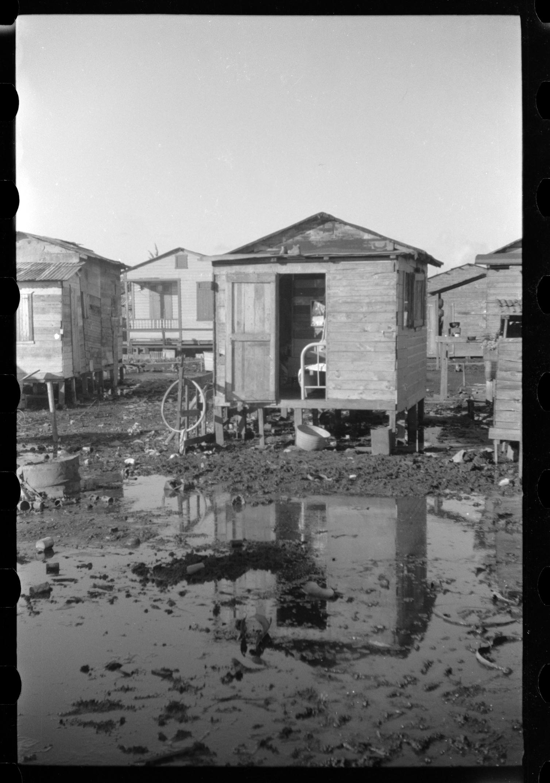 Images of El Fanguito by Jack Delano, 1942