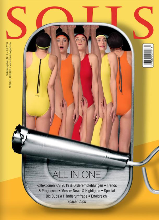 Sous Magazine - Magazine Professionnel de Lingerie