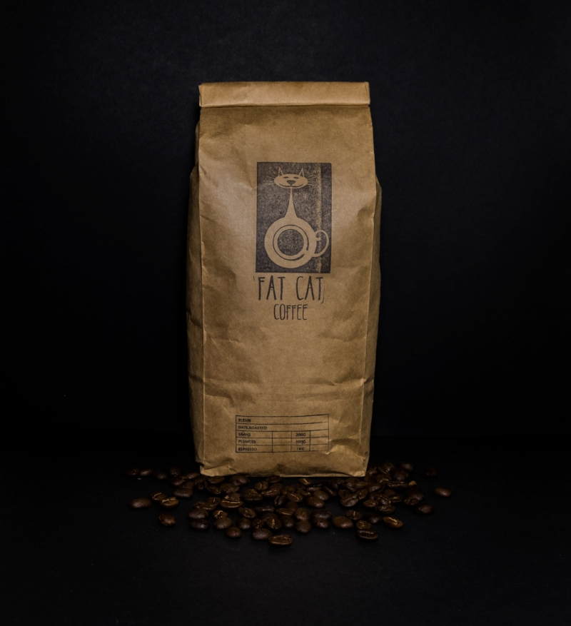 Boutique coffee roaster based in Hokitika, New Zealand -