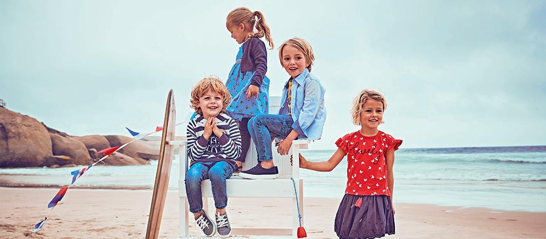 Basefield Kids - Mit flexiblen Schnitten und vielseitig kombinierbaren Designs entspricht Basefield Kids den hohen Anforderungen, die anspruchsvolle Eltern an moderne, zeitgemäße Kinderbekleidung stellen.