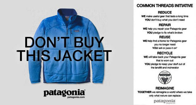 ejemplo marketing social patagonia