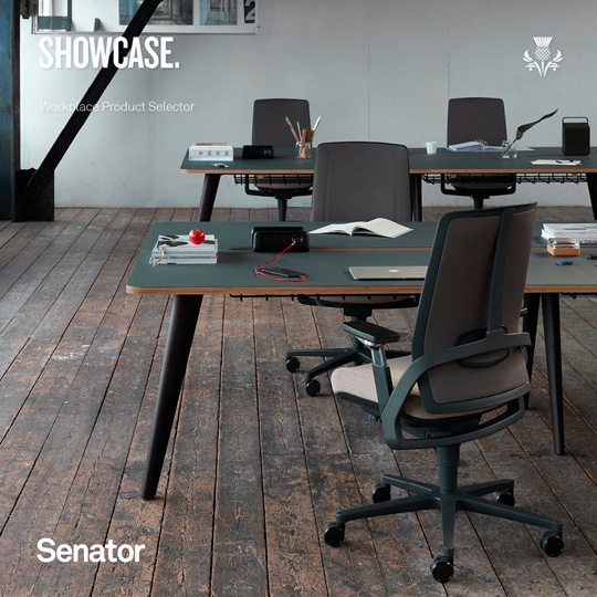 Product Showcase Brochure - Senator's Product showcase introduces a selection of their most recent product innovations.