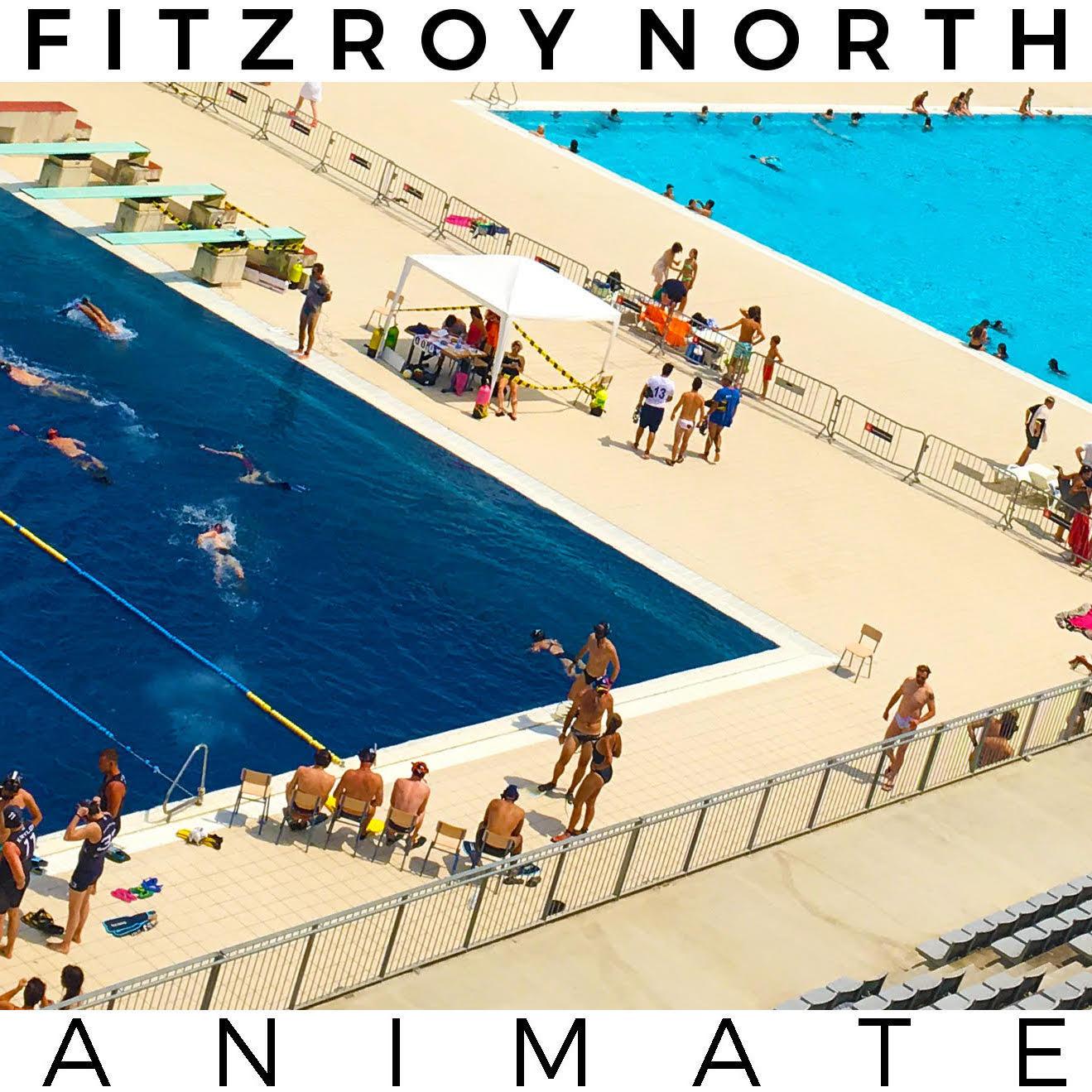 ANIMATE EP - 2019 Fitzroy North