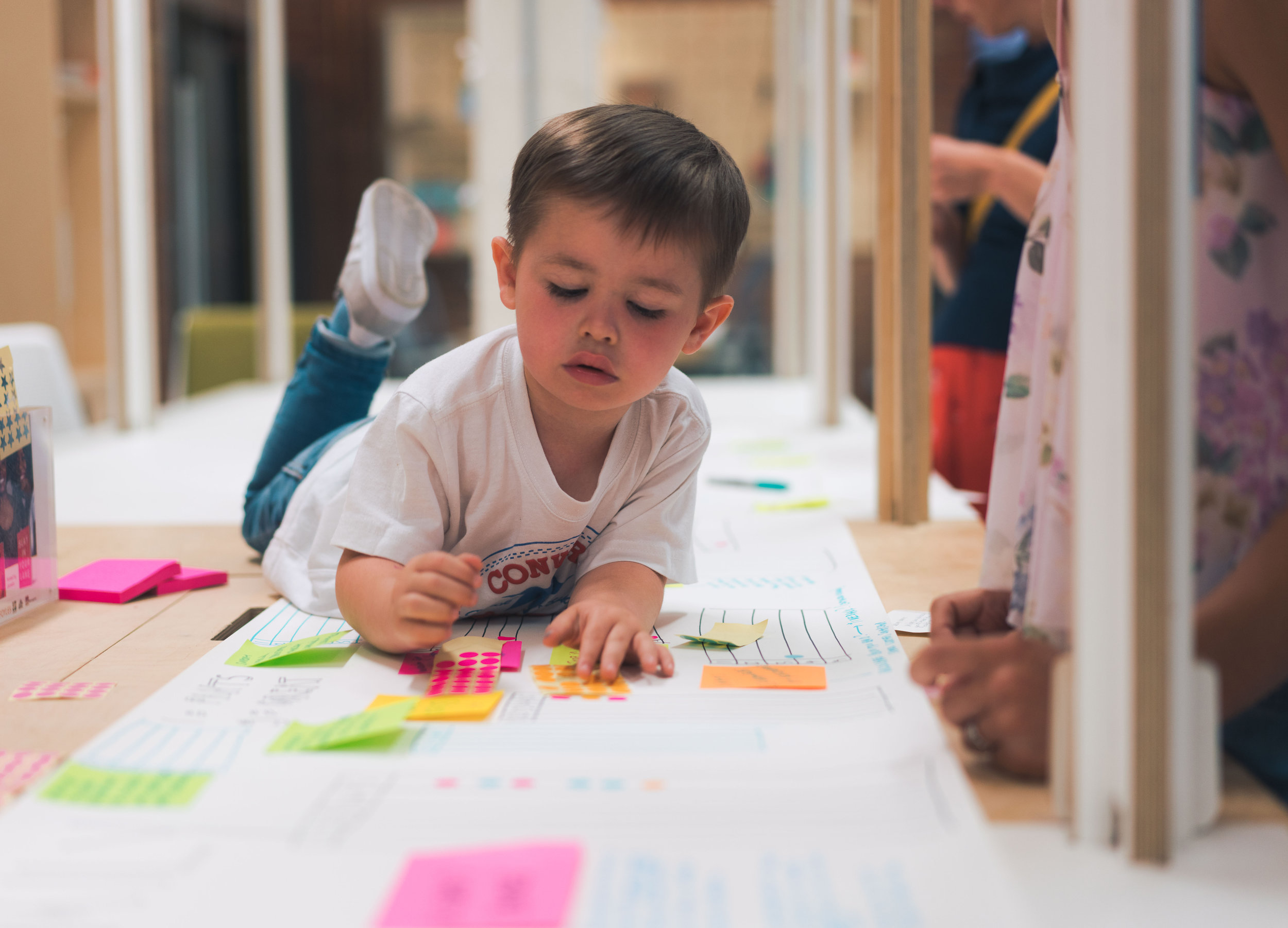 Children's Participatory Budgeting - Experiments in how can children be involved in decisions about public expenditure in ways that are effective, inclusive and impactful in their own cities and neighbourhoods. Inspired by Child in the City.