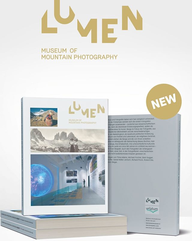 THE LUMEN PUBLICATION! ➡️ online shop: https://www.kronplatz-shop.com/product-page/lumen-photo-book  The mountains in the photographer's focus, from varoius perspectives and for diffrent reasons. The book's 18 chapter are dedicated to the mountains and mountain photography!