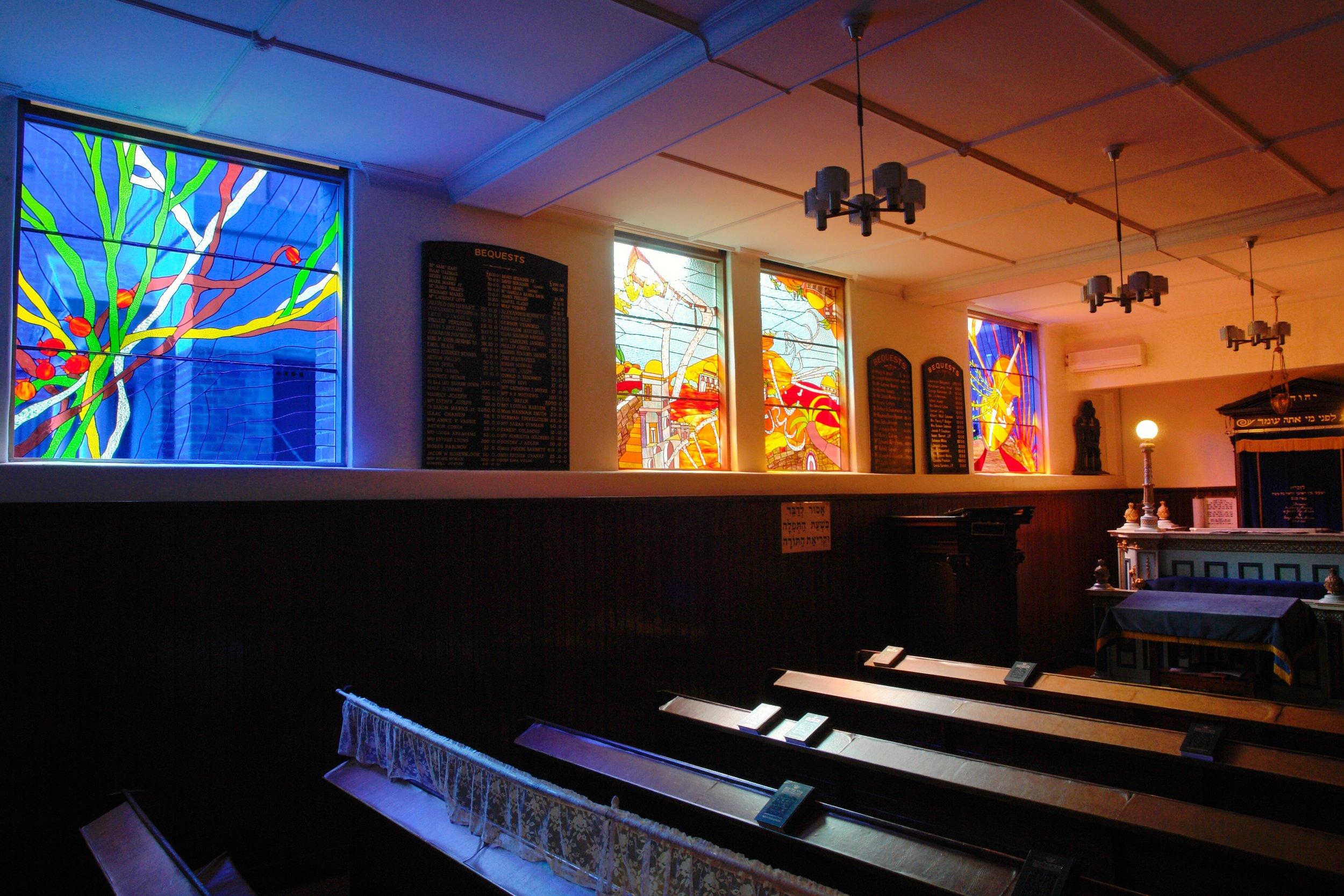 Hershu Schule East Melbourne Synagogue