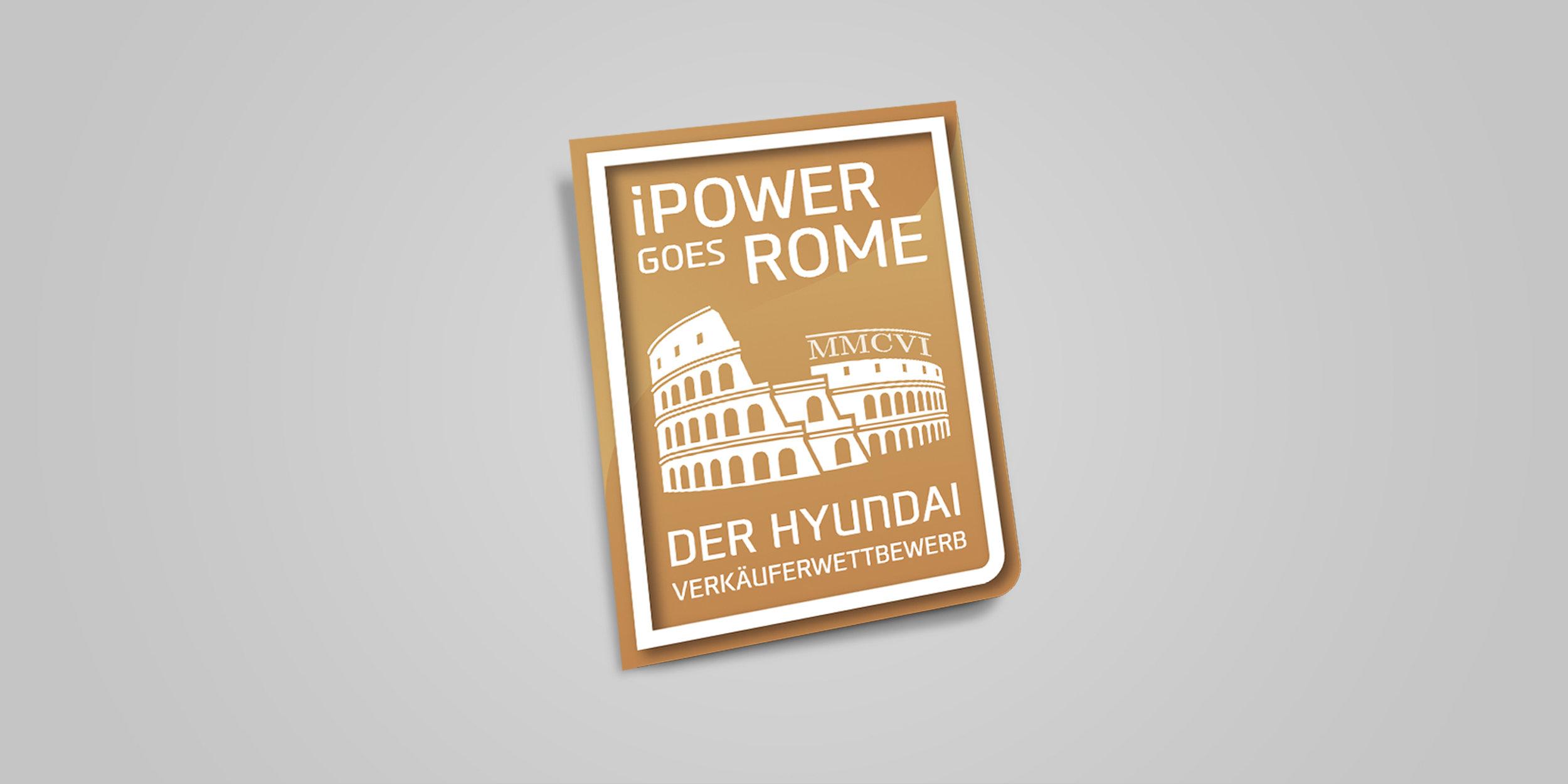 Reisewettbewerb Rom