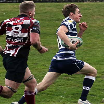 Andrew Brown   Winger