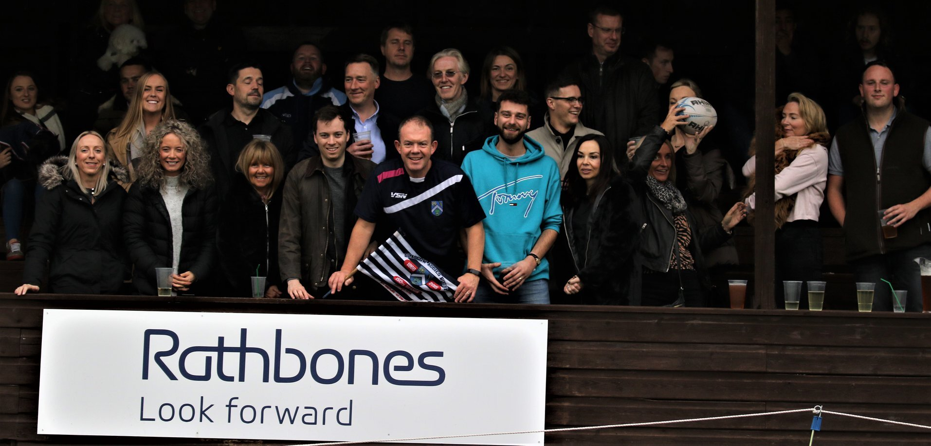 A sponsors day - enjoyed by all