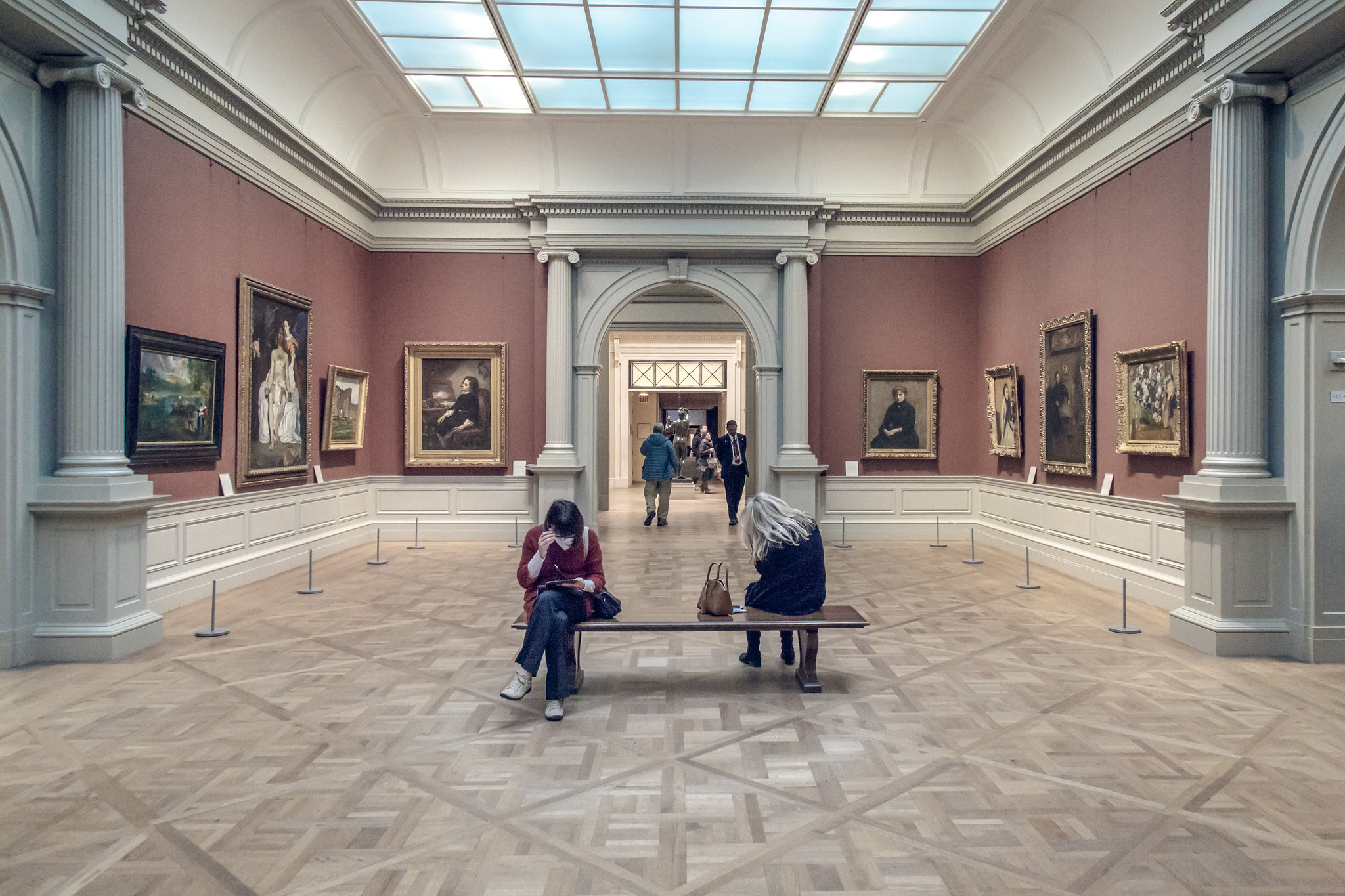 The MET - Over 5,000 years of art, more than 2 million works and more than 30 annual exhibits - The Met is one of the most famous museums in the world and the center of art in NYC. Home of the annual Met Gala,