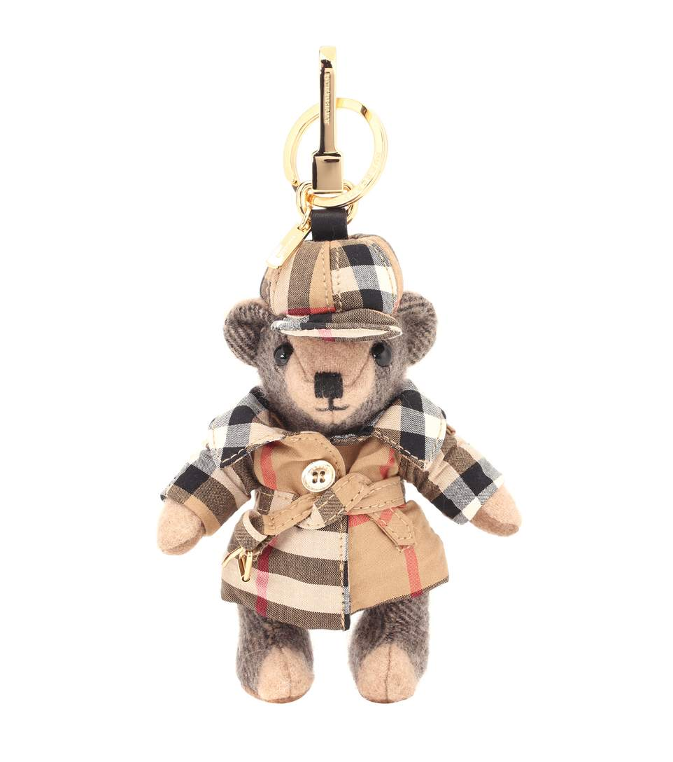 Thomas Bear Keychain