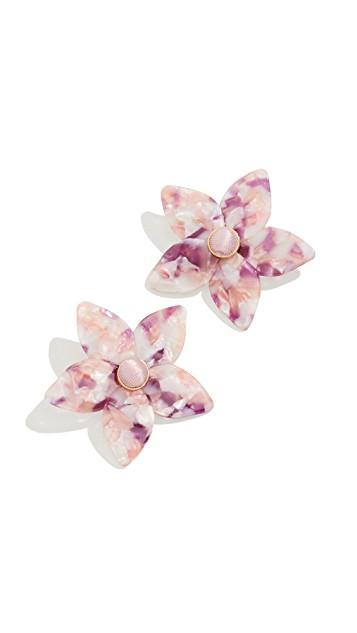 Amariella Flower Earrings
