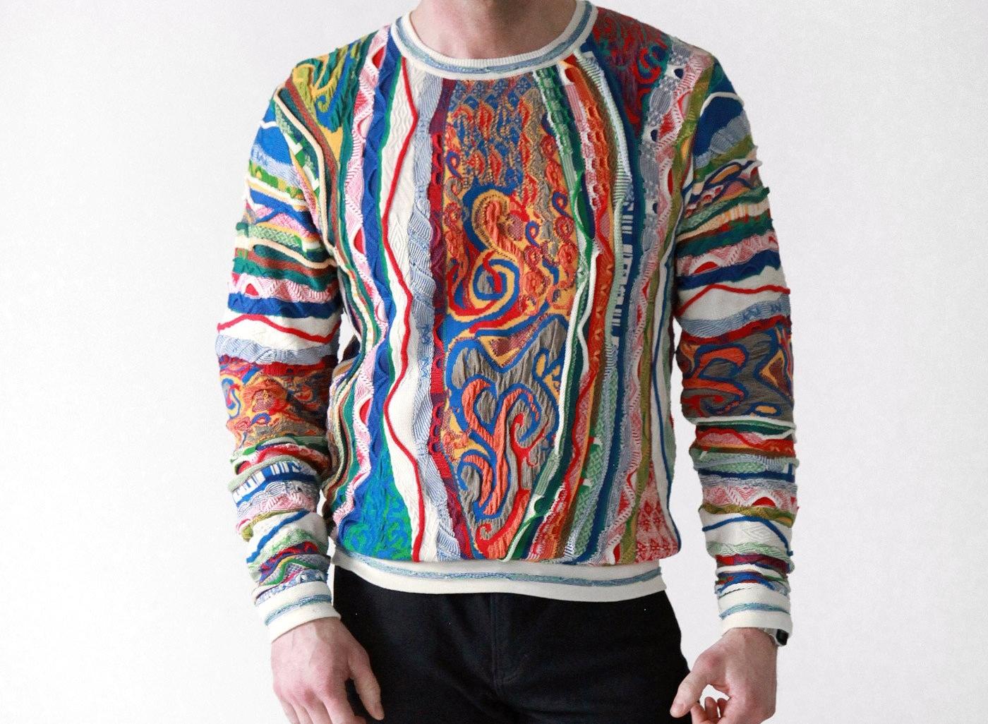 Coogi Classic Sweater