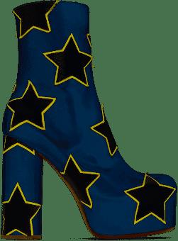 Vetements Star Boots