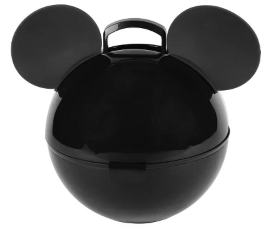 Mickey Mouse Head Purse