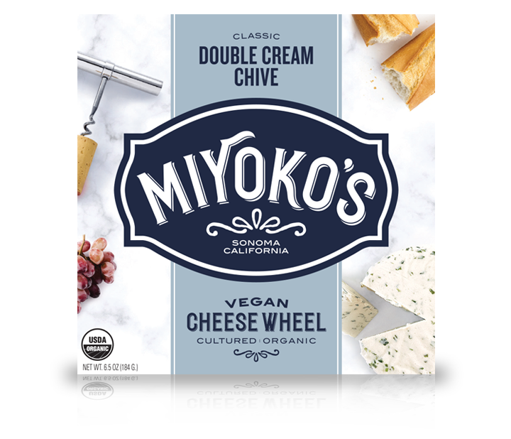 Miyoko's Cheese Wheel