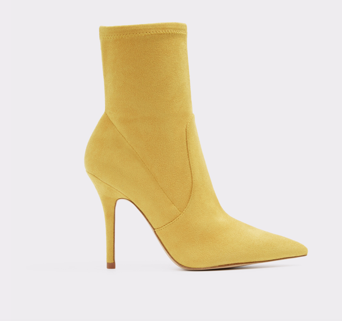 Layswen Mustard Boots