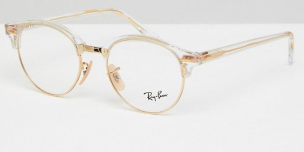 Rayban Round Frames