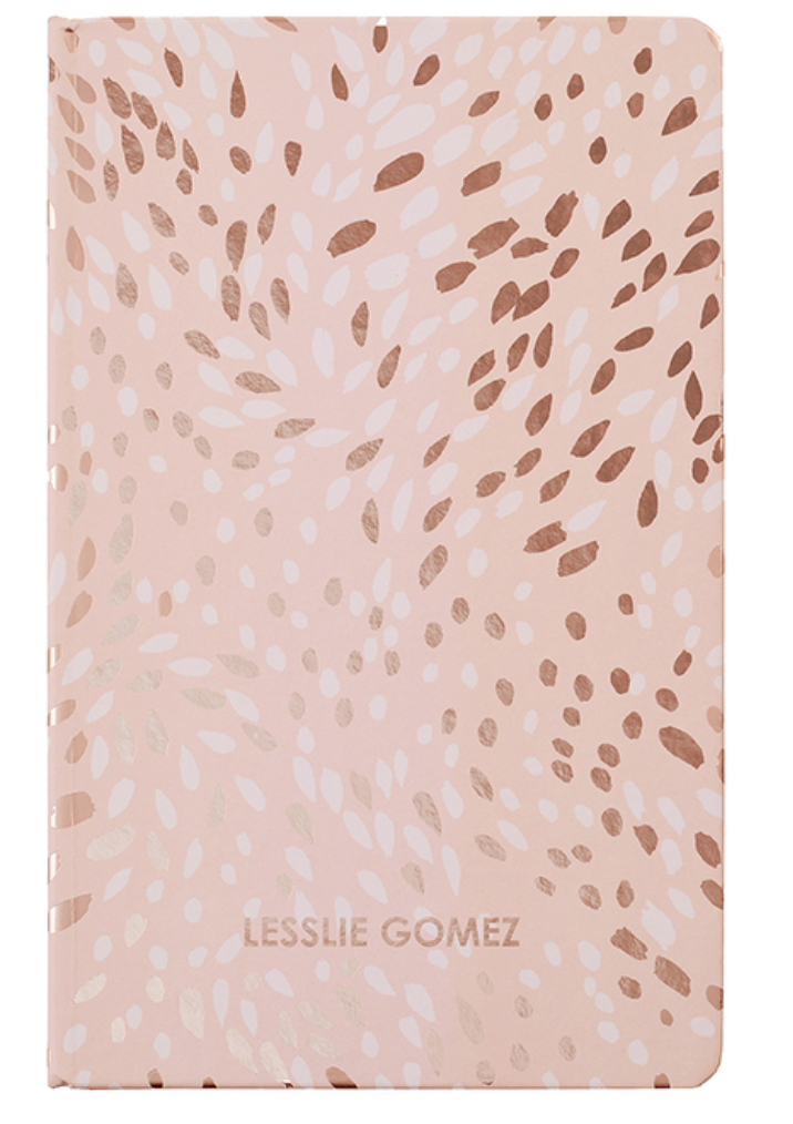 Painted Petals Notebook