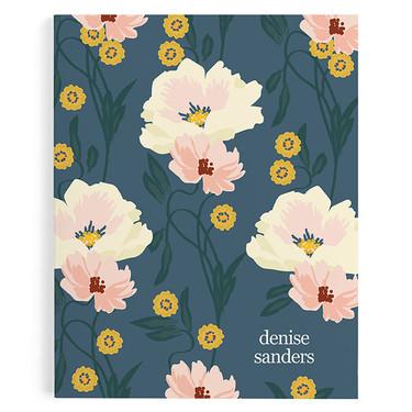 Floral Vines Journal