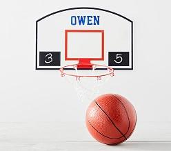 Personalized Basketball Hoop