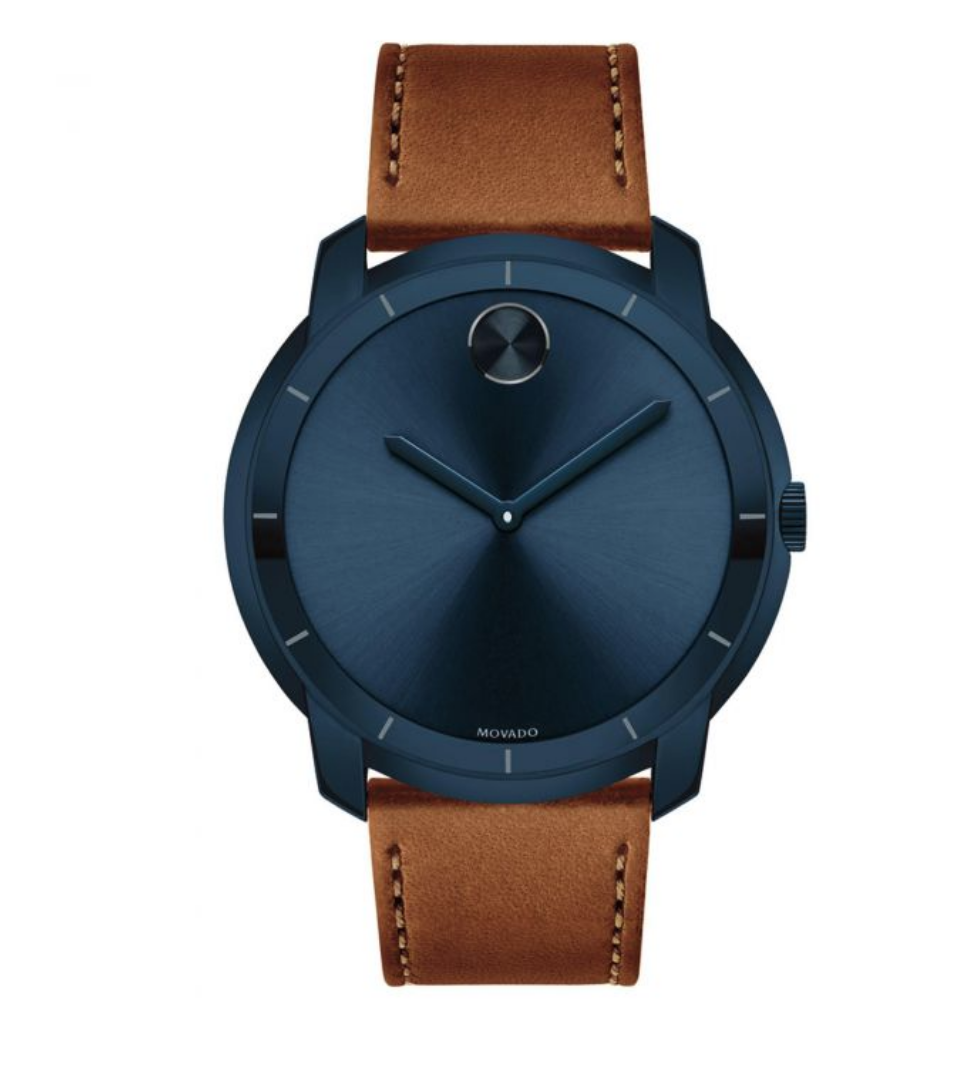 Movado Large Ink Watch