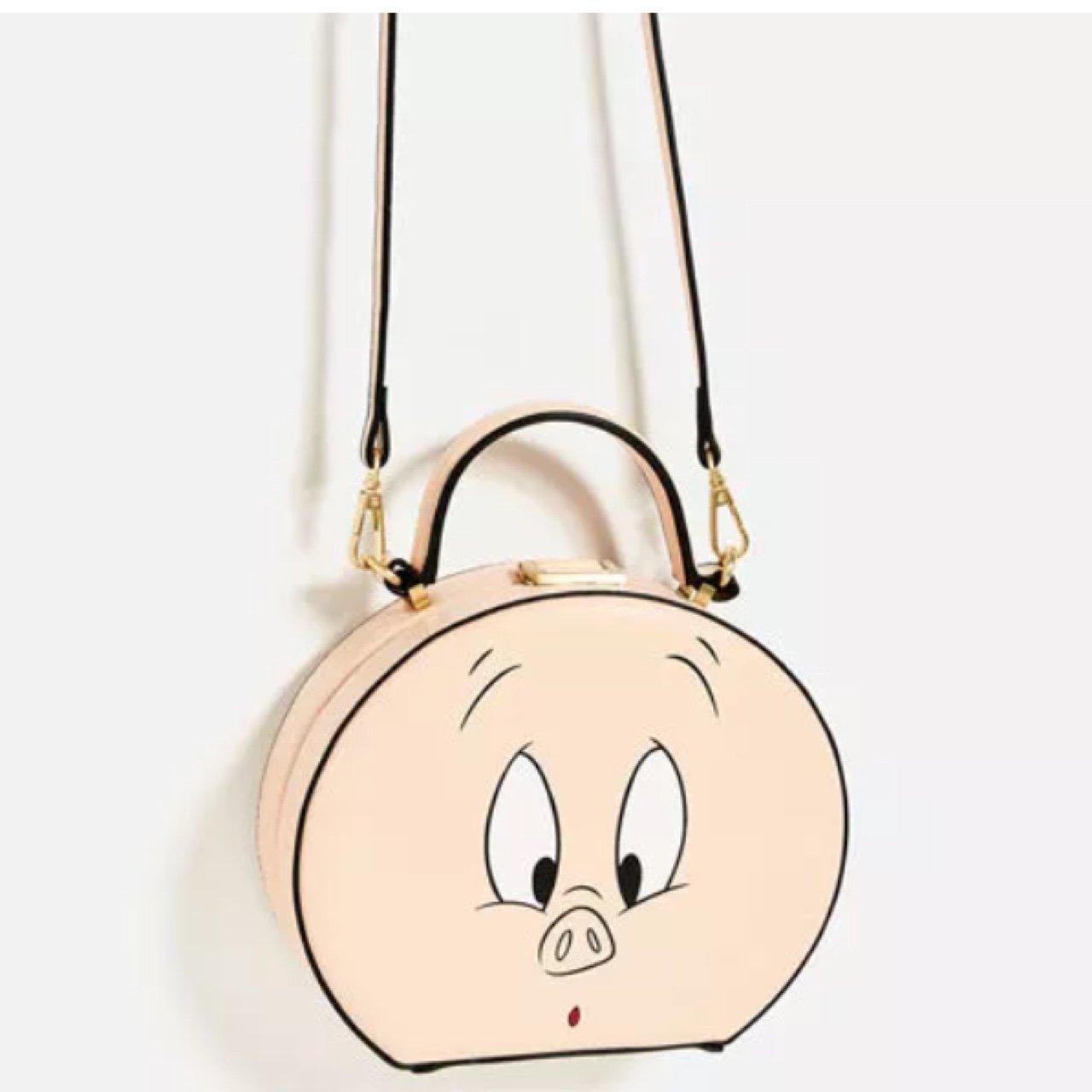 Porky the Pig Bag